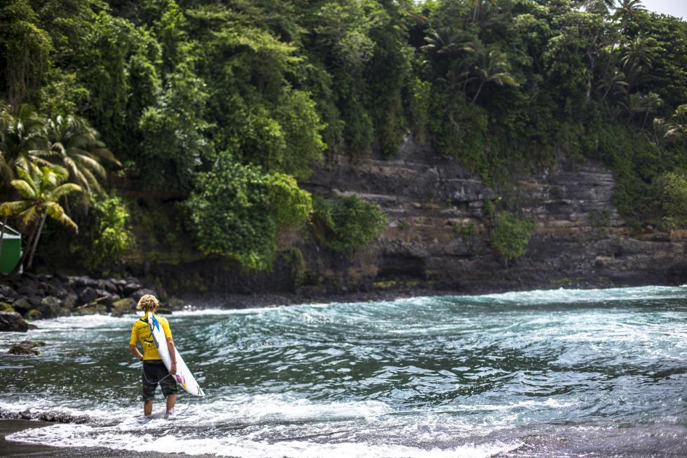 0 lifestyle Martinique Surf Pro foto WSL Poullenot Aquashot