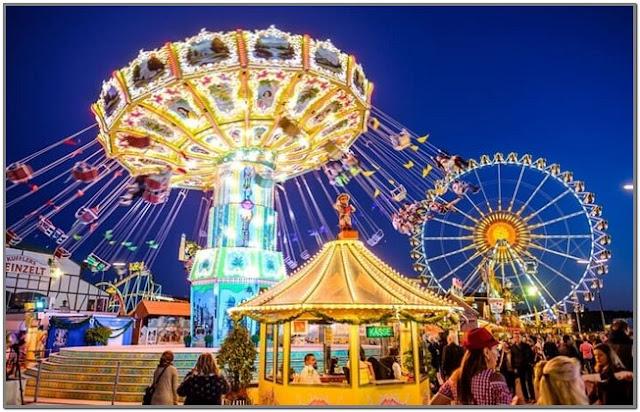 Suroboyo Carnival Park;10 Top Destinasi Wisata Surabaya
