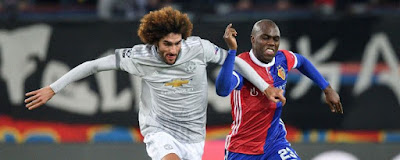 SPORT: Basel strike late to put off Man United's round of 16 qualification