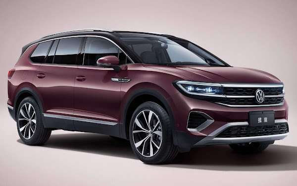 Volkswagen Talagon: SUV de grande porte
