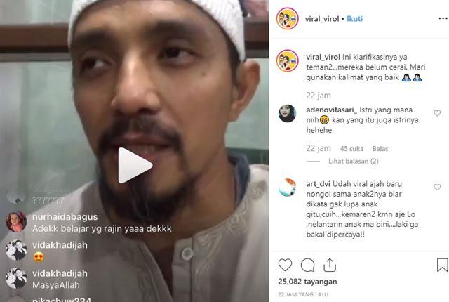 Cerita Layangan Putus Ammar TV Vs Mommi Asf -IGviral_virol
