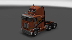O'Show Skin for Freightliner FLB
