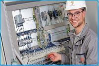 أوسبيلدونغ تقني كهربائي في مجال المعلوماتية والاتصالات Elektroniker/in der Fachrichtung Informations- und Telekommunikationstechnik