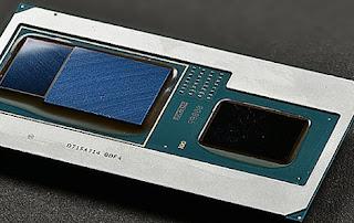 Chip Intel dengan GPU Radeon