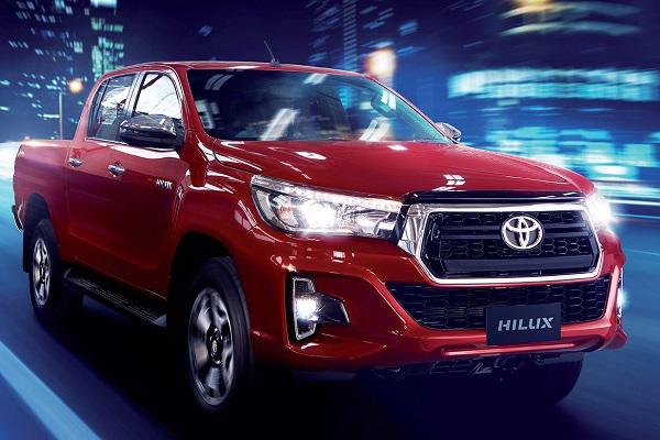 Toyota Hilux Argentina Auto más vendido