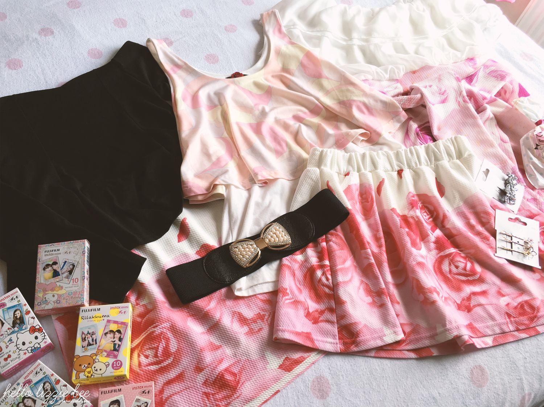 agejo gyaru, shopping, MA*RS