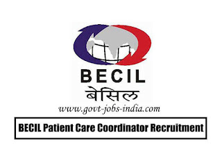 BECIL Patient Care Coordinator Recruitment 2020