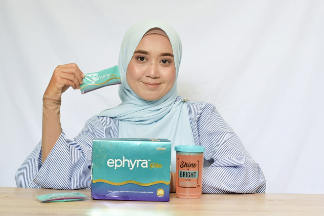 Ephyra Plus Minuman Tenaga Juga Mencantikkan Dalaman Dan Luaran