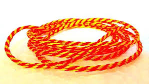 Significance Behind Tying Rakshasutra On Hand