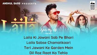 Laila Lyrics
