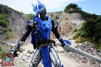 S.H. Figuarts Kamen Rider Blades Lion Senki 37