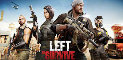 تحميل لعبة قتل الزومبي  Left to Survive v3.3.1 مهكرة للاندرويد والايفون اخر اصدار 2020
