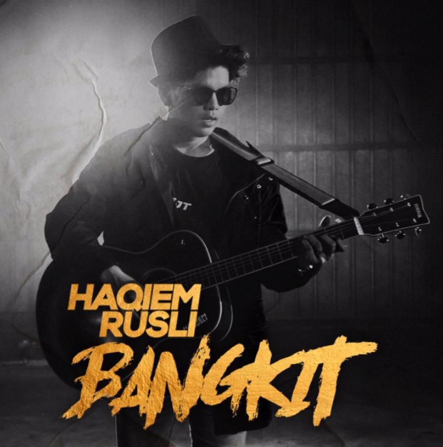 Lirik Lagu Haqiem Rusli - Bangkit