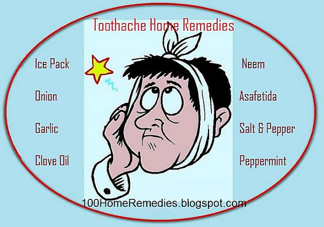 9 Popular Home Remedies for Toothache That Work