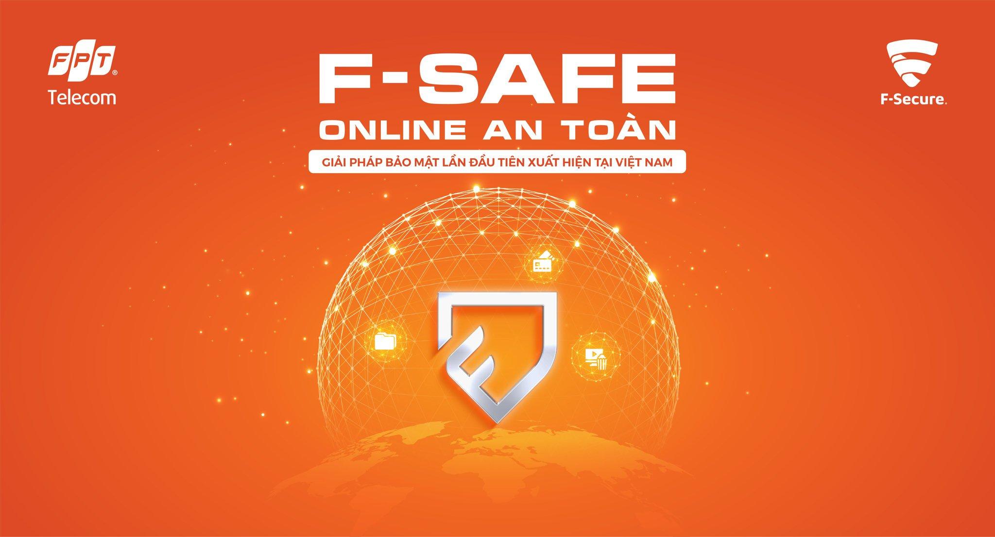 Nhận ngay 2 tháng F-safe miễn phí khi đăng ký gói Internet FPT, combo Internet và Truyền hình FPT