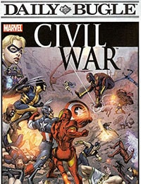 Daily Bugle (2006) Comic