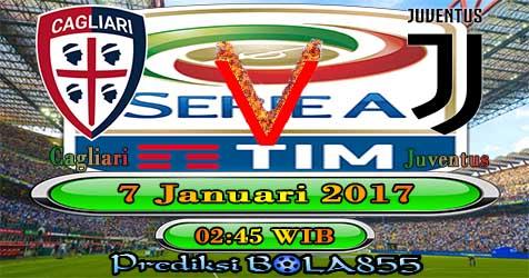 Prediksi Bola855 Cagliari vs Juventus 7 Januari 2018