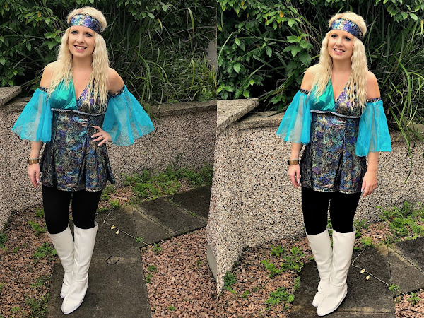 Hen Party Outfit | Abba Theme