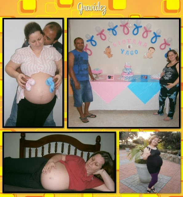 A história do mamãe de gêmeos Tati Souz