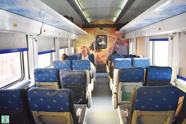 Trenes de Egipto