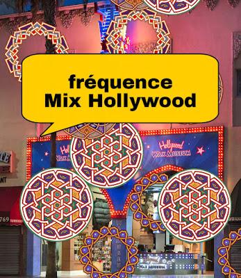 La dernière fréquence de la chaîne Mix Hollywood 2020 pour regarder cinéma hollywoodien d'excitation, d'action et de romance
