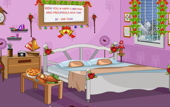 KnfGame Decorated Christm…
