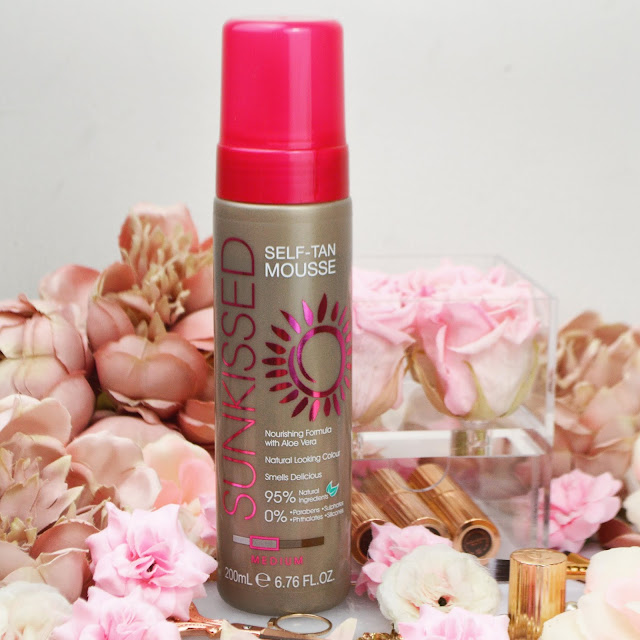 Aloha Sunkissed Summer! | Sunkissed Fake Tan at Perfume Click, Lovelaughslipstick Blog