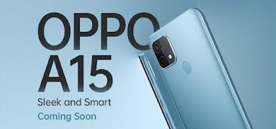 مواصفات وسعر هاتف Opoo A15 الجديد