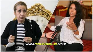 ( بالفيديو )والدة رحمة لحمر ترفع قضية عاجلة ضد ناجية زميلة  ابنتها في العمل...؟