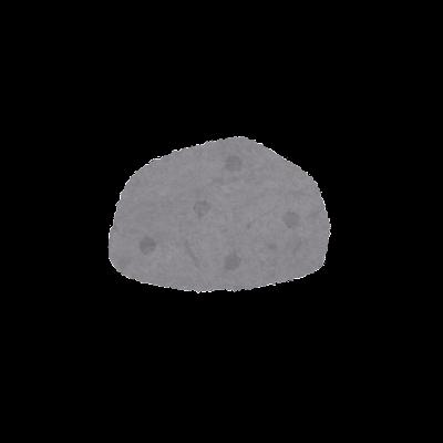 石のイラスト