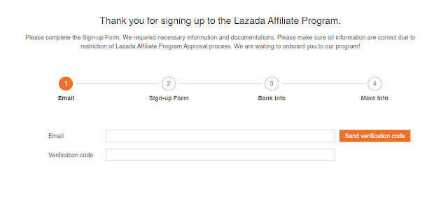 Buat Duit Melalui Affiliate Lazada Malaysia 2020