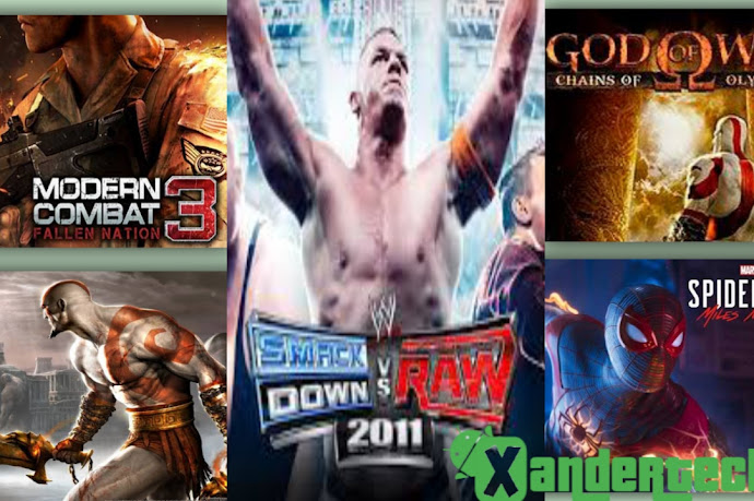 Best 6 OBB - PSP Games To Download For Android