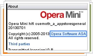 How to use Opera Mini for PC