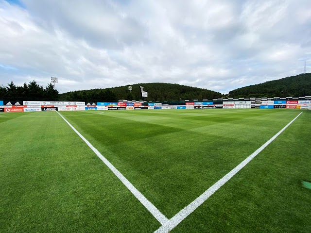 Beşiktaş, Nevzat Demir Tesisleri'nde bulunan 1 numaralı antrenman sahasındaki çim yenileme çalışmaları tamamlandığını açıkladı.