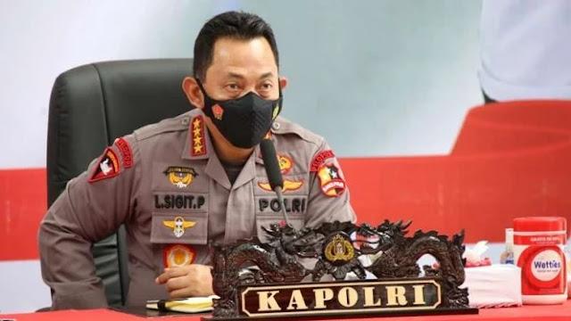 Kapolri Dapat Restu Jokowi Angkat Novel Baswedan Cs Jadi ASN Polri