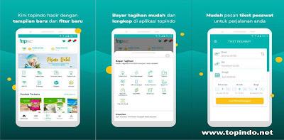 Aplikasi topindo baru