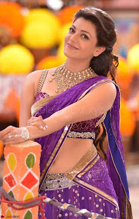 Kajal Aggarwal Pics from movie Khiladi no 150 (19).jpg