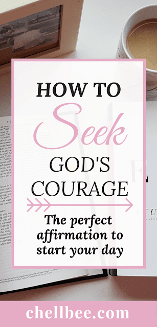 Encouraging Scripture | Affirm that you won't give up because we serve a merciful God. This affirmation (or prayer) will help you keep going during the hard times. Subscribe to my Morning Coffee ☕ with series Chellbee video. #affirmation #prayer bible study printables | devotionals | scripture studies | bible study reading plans