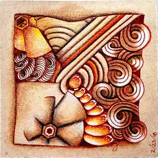 IAST Challenge # 231 with Patterns: Golven, Sand Swirl, Barley