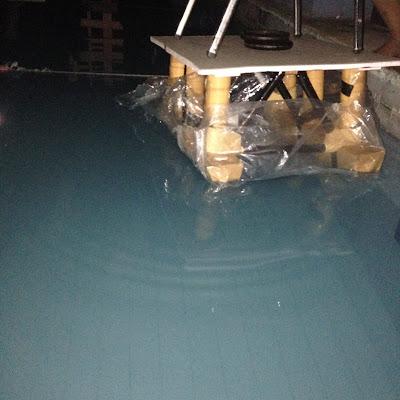 OIL RIG DESAIN UNIVERSITAS INDONESIA