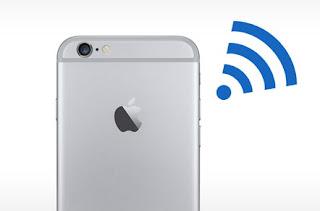 problemi iphone wifi