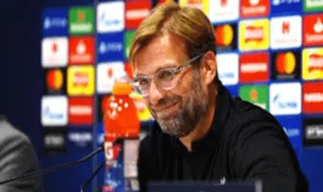 Klopp: That's the truth, Nagelsmann is a talented coach