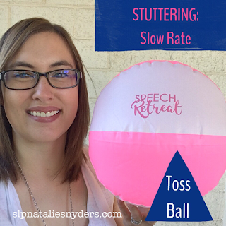 3 easy ways to use beach balls in speech language therapy