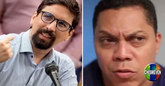 """Freddy Guevara y Julio Coco se caen a """"tobazos"""" por el fracaso de intentar tumbar al Dictador"""