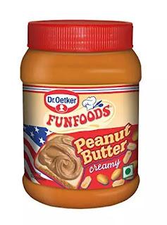 Dr. Oetker Fun Foods Peanut Butter Creamy