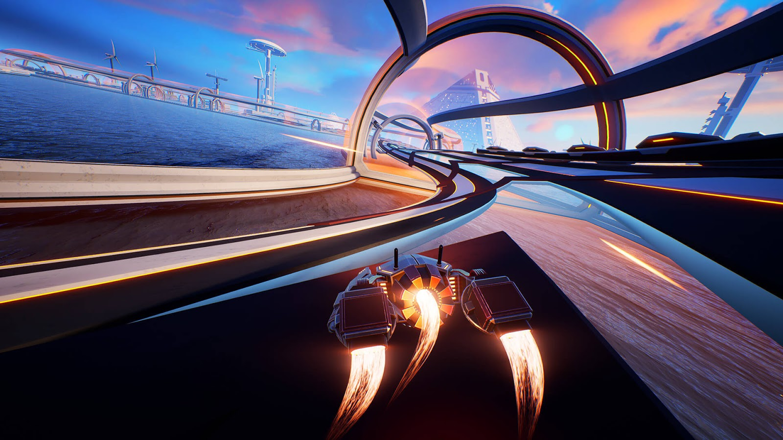 drift forece pc game screenshot