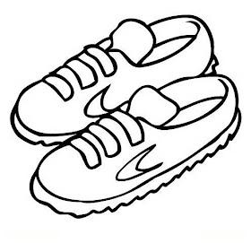 Colorea Tus Dibujos Zapatos Para Colorear
