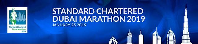 Standard Chartered Dubai Marathon 2019