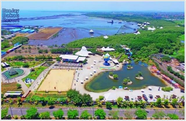 Bee Jay Bakau Resort;10 Top Destinasi Wisata Probolinggo;