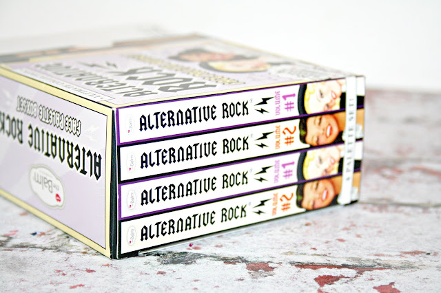 theBalm Alternative Rock Face Palette Collection